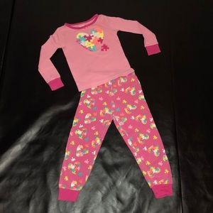 Gymboree Girl's Size 4 Pjs